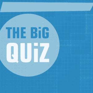 Quiz banner square